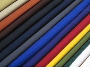 polyester two tone mini matt