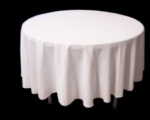 mini matt table cloth
