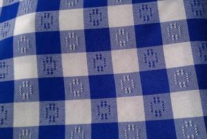 dobby mini matt fabric