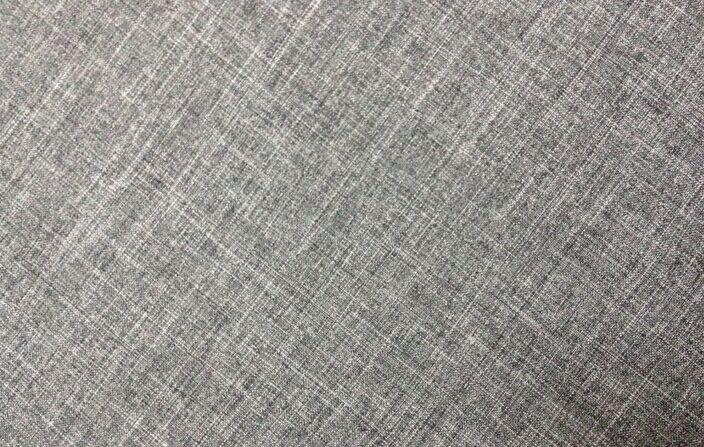 Polyester melange fabric